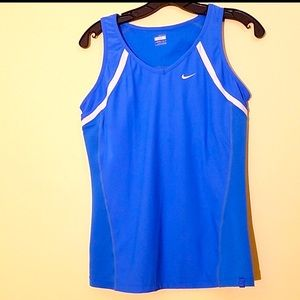 Nike Fit Dry Athletic Women's Tank Top Size M